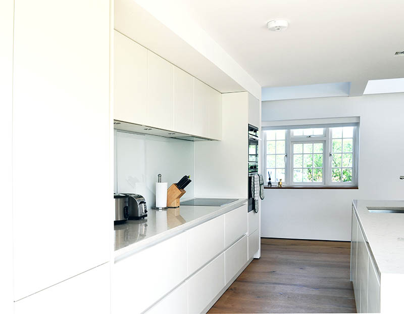 kitchen refurbishment fulham